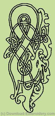 http://download-embroidery.com/national-traditions/celtic/celtic-pattern-31/prod_2451.html Celtic Pattern 31
