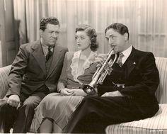 I Love You Again (1940) Frank McHugh, Myrna Loy and William Powell