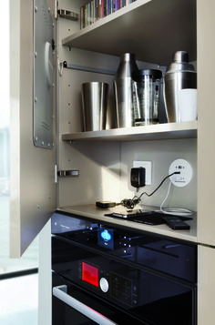 Keuken I Stopcontacten I USB aansluiting