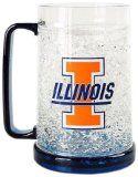 Illinois Fighting Illini Freezer Mugs