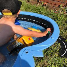 Play Sets, Forest Friends, Tub, Outdoor Decor, Instagram, Bathtubs, Bathtub, Bath Tub, Bath