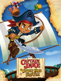 Jake and the Never Land Pirates (Disney) Palace Pets, Mickey Mouse Clubhouse, Disney Junior, Ox, Pirates, Sonic The Hedgehog, Animation, Fictional Characters, Thor