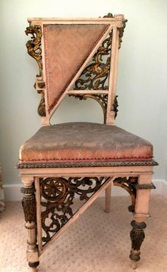 Unusual Antique Chairs | Are they too different?