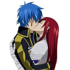 erza and jellal | Recent Photos The Commons Getty Collection Galleries World Map App ...