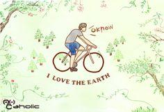 Oknow      #世界環境日  是由1972年6月5日在瑞典首都斯德哥爾摩, 召開世界上第一次《聯合國人類環境會議》中所建議, 於1972年10月,經第27屆聯合國大會通過確定的。 其實養成隨手的習慣,環保非常的輕鬆簡單! 地球只有一個,環境保護人人有責吶!!