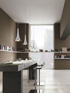 Kitchen Nafir By Karim Rhasid and Axo Light