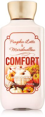 Comfort Body Lotion - Signature Collection - Bath & Body Works