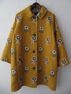 chum coat :: Mina Perhonen