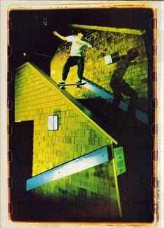 Geoff Rowley gotta love a vegan skateboarder