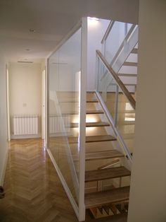 escalera polosequeros arquitectos