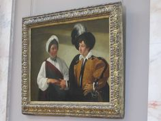 The Fortune Teller by Caravaggio Fortune Teller, Caravaggio, Louvre, Painting, Art, Art Background, Painting Art, Kunst, Gcse Art