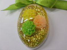 Návod na velikonoční dekorace z pryskyřice