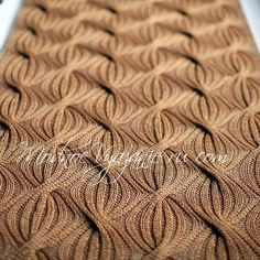 Двухсторонний снуд спицами от Kathleen Cubley - Модное вязание