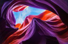 Magical Lower Antelope Canyon | Photographer: Photonook, via 1x