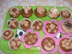 Las Recetas de 'Manans': Magdalenas de ron y chocolate
