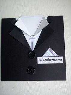 Invitationer til konfirmation