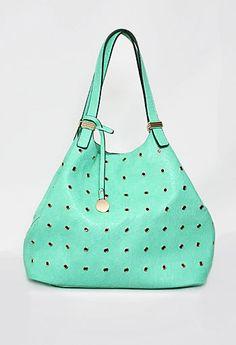 HP Grommet Handbag