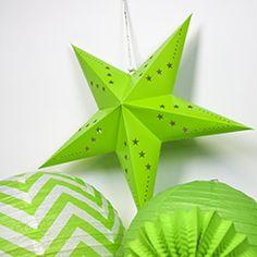 #greenery #etoile #etoileencarton Decoration, Greenery, Hanging Decorations, Color Of The Year, Decorating, Deko, Dekoration, Deck, Decor