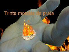 30 MOEDAS DE PRATA