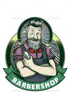 #Barberman #barbershop #man #hair #pomade #design