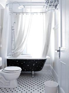 Traditional Bathroom Clawfoot Tub