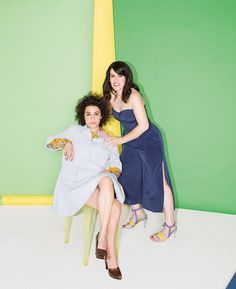 PAPERMAG: Yas Kweens! Broad City's Abbi Jacobson and Ilana Glazer Have Nothing to Lose