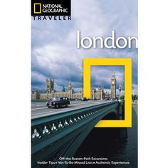 London, 3rd Edition | National Geographic Store