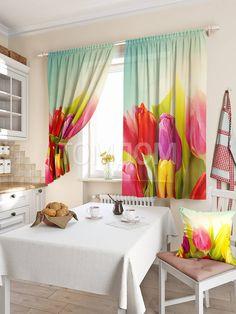"""Комплект штор """"Ментон"""": купить комплект штор в интернет-магазине ТОМДОМ #томдом #curtains #шторы #interior #дизайнинтерьера"""