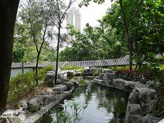 Kowloon Walled City Park by krishan85, via Flickr