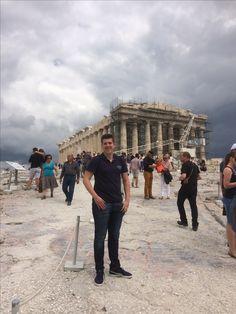 Mei 2017. Akropolis, Athene