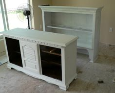 paint furniture without sanding