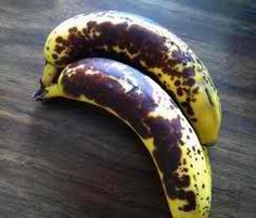According to Japanese Scientific Research, full ripe banana with dark patches on yellow skin produces a substance called TNF (Tumor Necrosis Factor) which has the ability to combat abnormal cells. The more darker patches it has the higher will be its immunity enhancement quality . . . the anti-cancer quality.  Yellow skin banana with dark spots is 8x more effective in enhancing the property of white blood cells than green skins. 1-2 banana/s a day increases immunity. Shared by NancyJo Andrew...