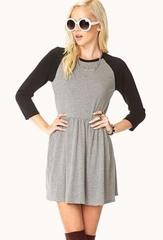 Just a simple sporty dress