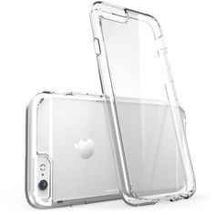 Amazon.com: iPhone 6 Plus Case , [Anti Scratch] i-Blason [Crystal Clear] iPhone 6 Plus [5.5] Protective case New [HALO Series] **Clear Back** [Hybrid Bumper] Case [Slim Fit] Protection Cover for iPhone 6 Plus 5.5 inch 2014 Clear: Cell Phones & Accessories