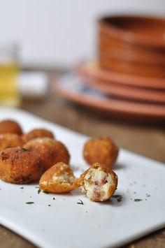 Koken en Hoge Hakken: Chorizo kroketjes