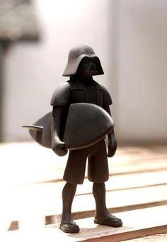 Surf Vader