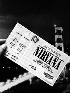 nirvana // grunge // music //