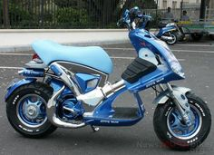 Customized Scooter