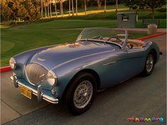 1956 Austin-Healey 100/4 (BN2)