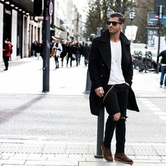 How to wear ripped jeans for men  #mens #fashion