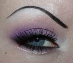 Pastel Goth http://www.makeupbee.com/look.php?look_id=77108