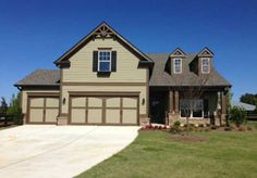 There are now a limited number of opportunities to own a home built by Stonecrest Homes in The Springs neighborhood at Sterling on the Lake.
