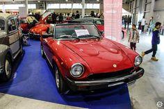#Fiat #124 #Spider