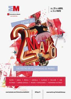Programación de las Fiestas del 2 de mayo 2015
