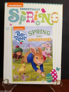 Peter Rabbit: Spring into Adventure (DVD, 2014)