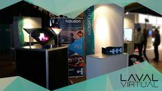 Le Focus au Laval Virtual 2015 !