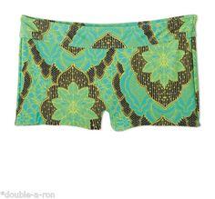 #On #Sale #PrAna #Yoga #Womens #2013 #Season #Swimwear #Raya #Bottom #Turq #Scallop #Size #Small. $42.87