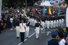Risaralda disfrutó de histórico desfile de las Fuerzas Armadas