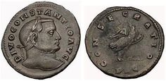 Constantine the Great Ancient Roman Coin Collecting Guide https://trustedbyzantinemedievalcoins.wordpress.com/2016/04/20/constantine-the-great-ancient-roman-coin-collecting-guide/