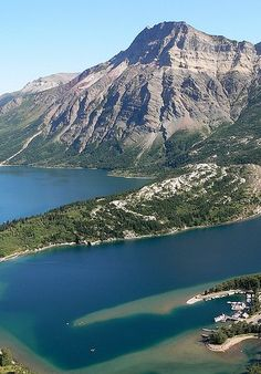 Waterton Glacier International Peace Park, Alberta, Canada | UNESCO World…